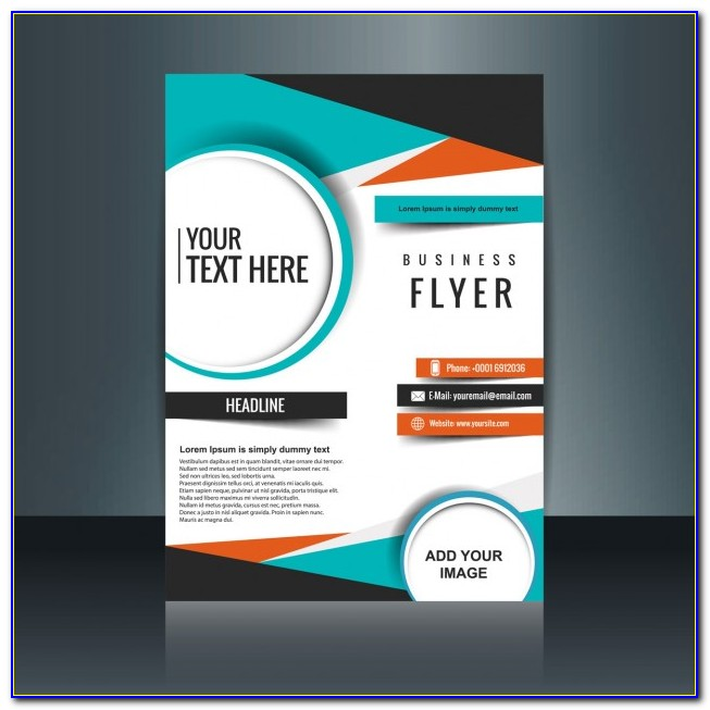 Business Flyers Templates Free Download