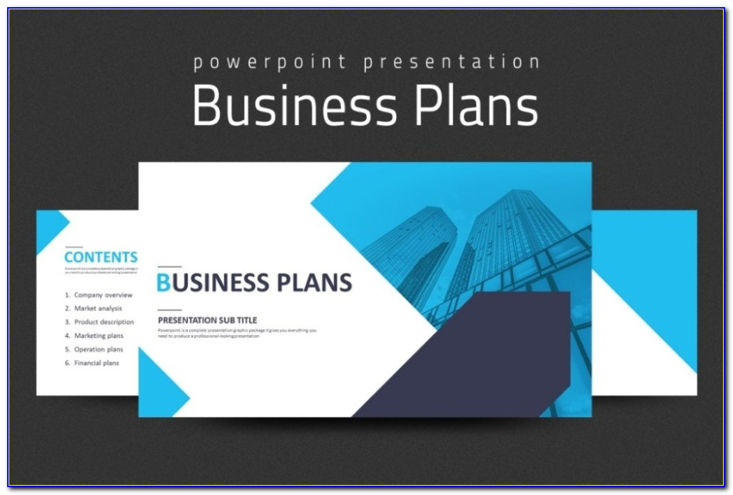 Business Plan Presentation Sample Ppt