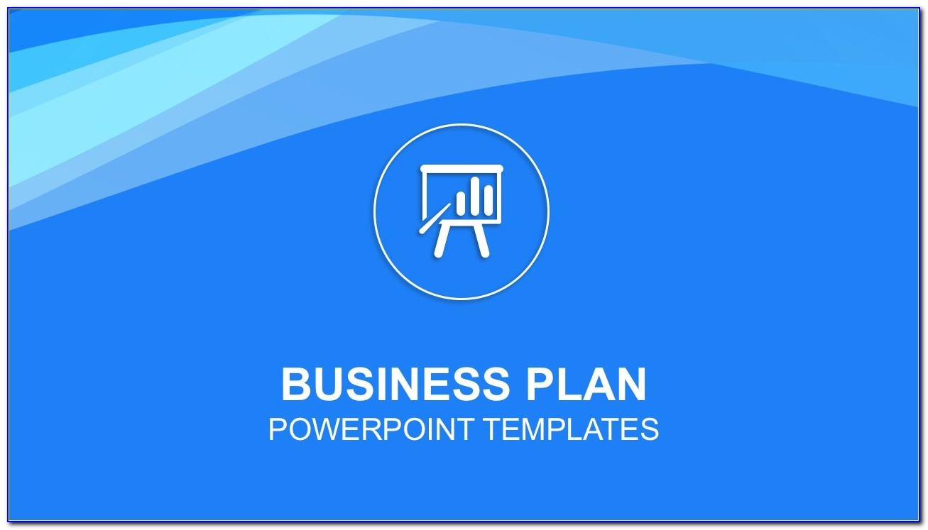 Business Plan Presentation Template Ppt