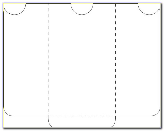 C5 Pocket Envelope Template