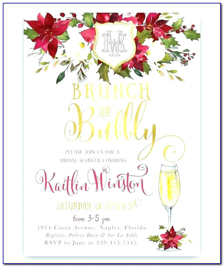 Christmas Party Invitation Template Free Psd