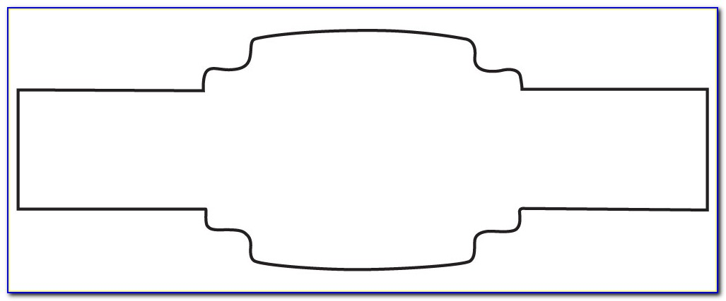 Cigar Band Ring Template
