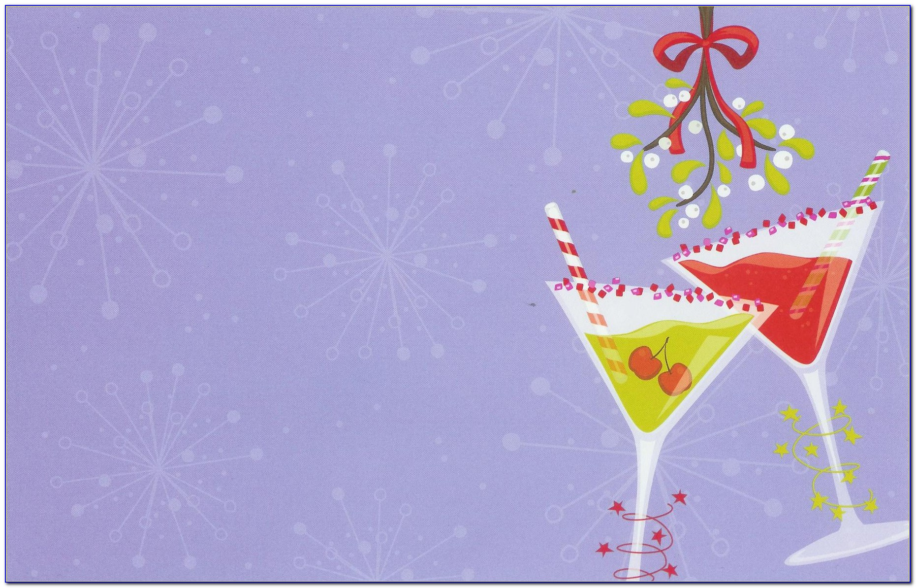 Cocktail Invitation Designs