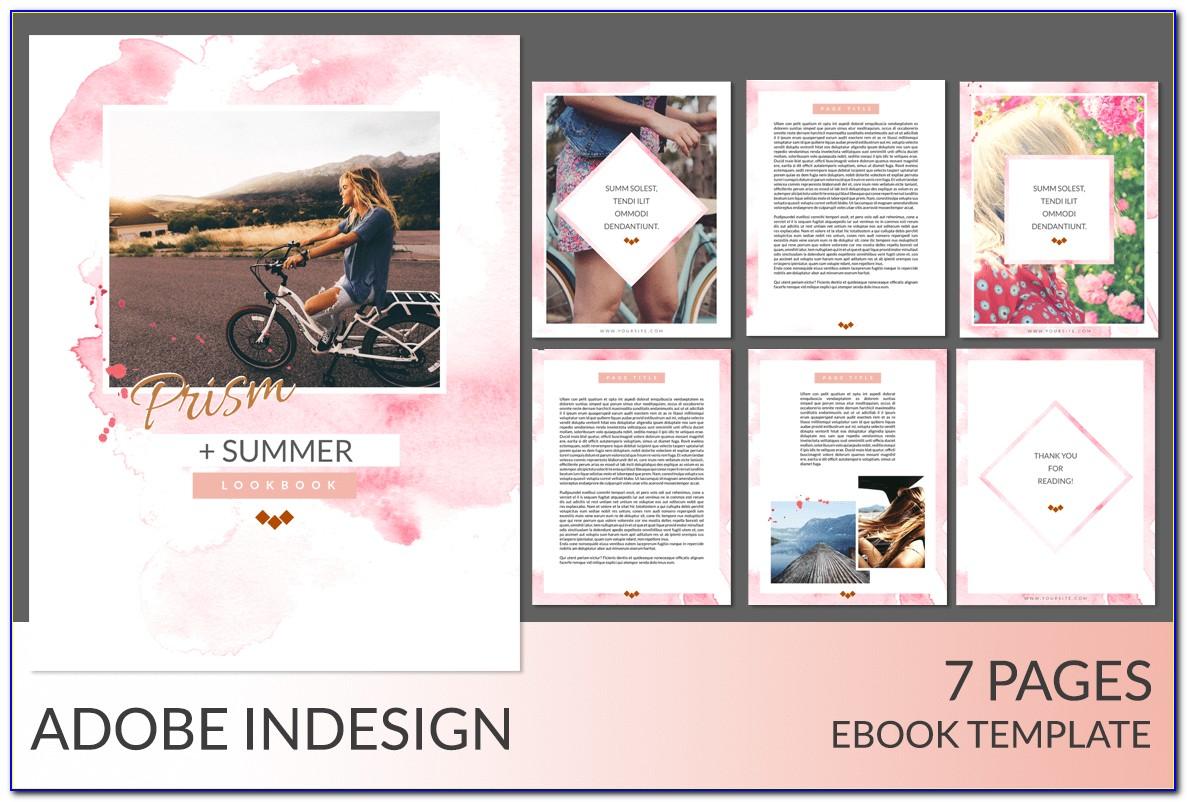 Create Ebook Indesign