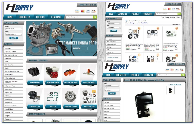Custom Ebay Store Design Template