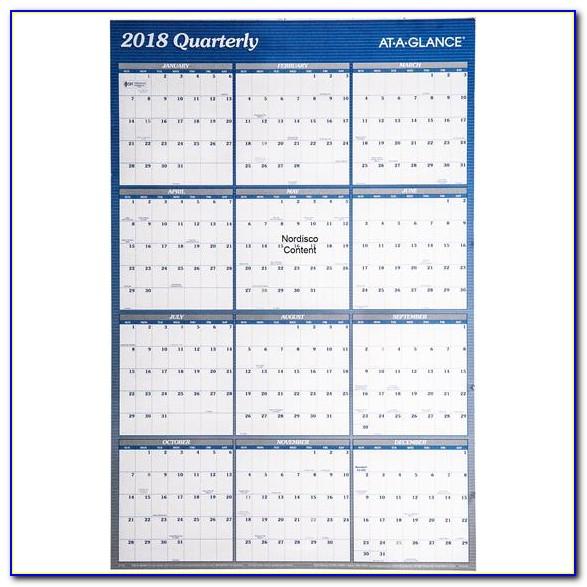 Day At A Glance Calendar Template
