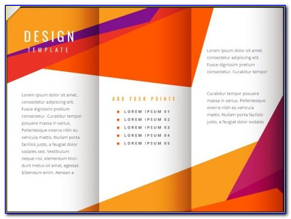 Design Brochures Online Templates