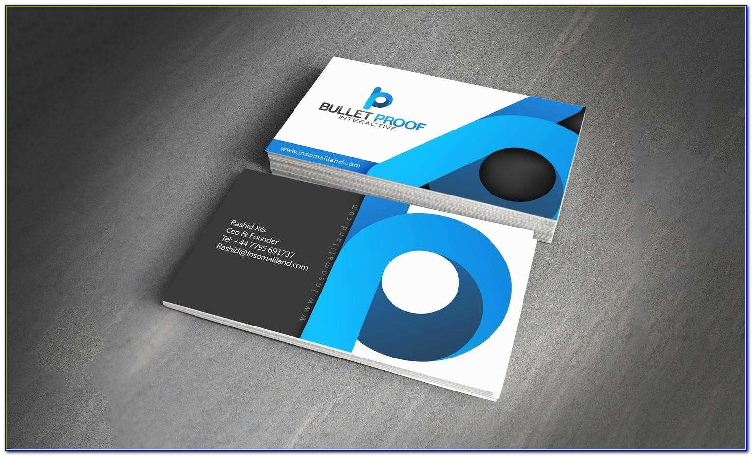Double Sided Business Card Template Photoshop Unique Printing Business Cards Using Shop Image Collections Card