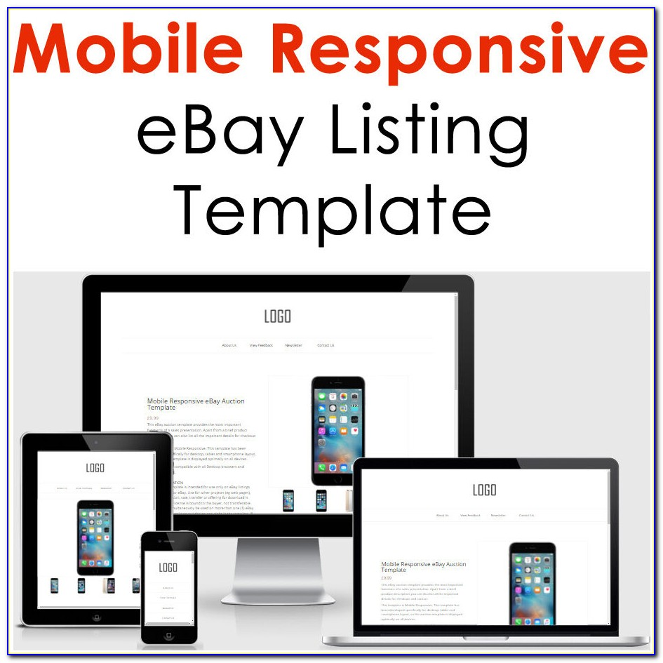 Ebay Responsive Template Tutorial
