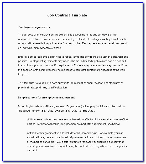 Electrical Contractor Terms And Conditions Template