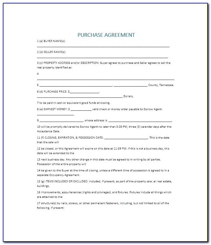 Escrow Agreement Form New York