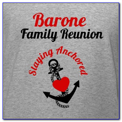 Family Reunion T Shirt Templates