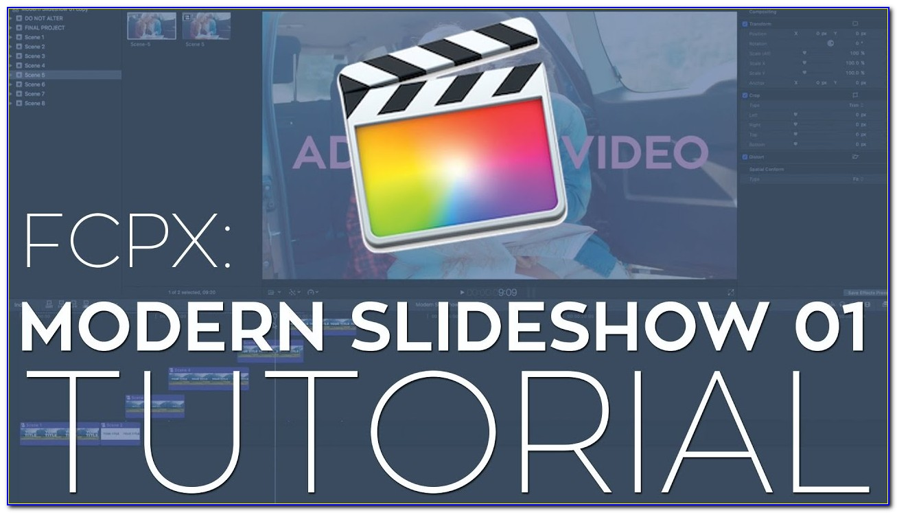Fcpx Slideshow Templates Free