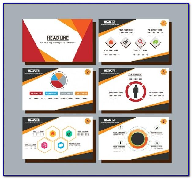 Free Adobe Illustrator Presentation Template
