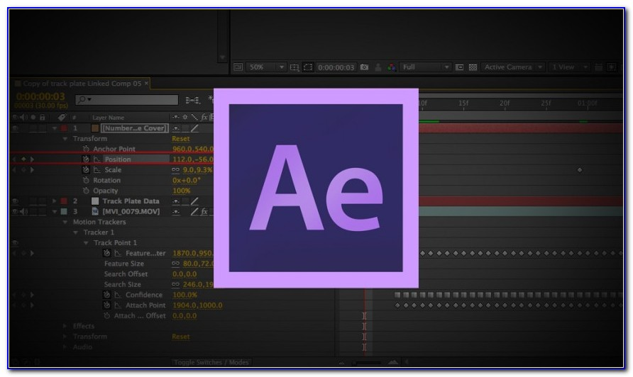 Free After Effects Template Project
