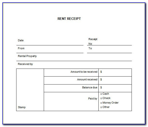 Free Car Rental Invoice Template Word