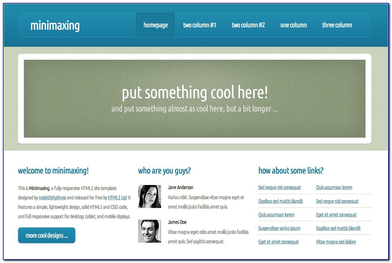 Free Church Website Templates For Dreamweaver