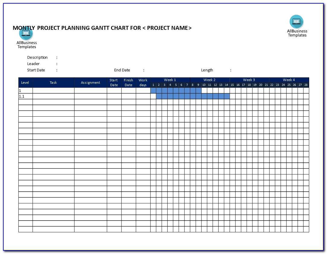 Free Gantt Chart Weekly Based Template | Templates At Intended For Gantt Chart Template Free Microsoft Word
