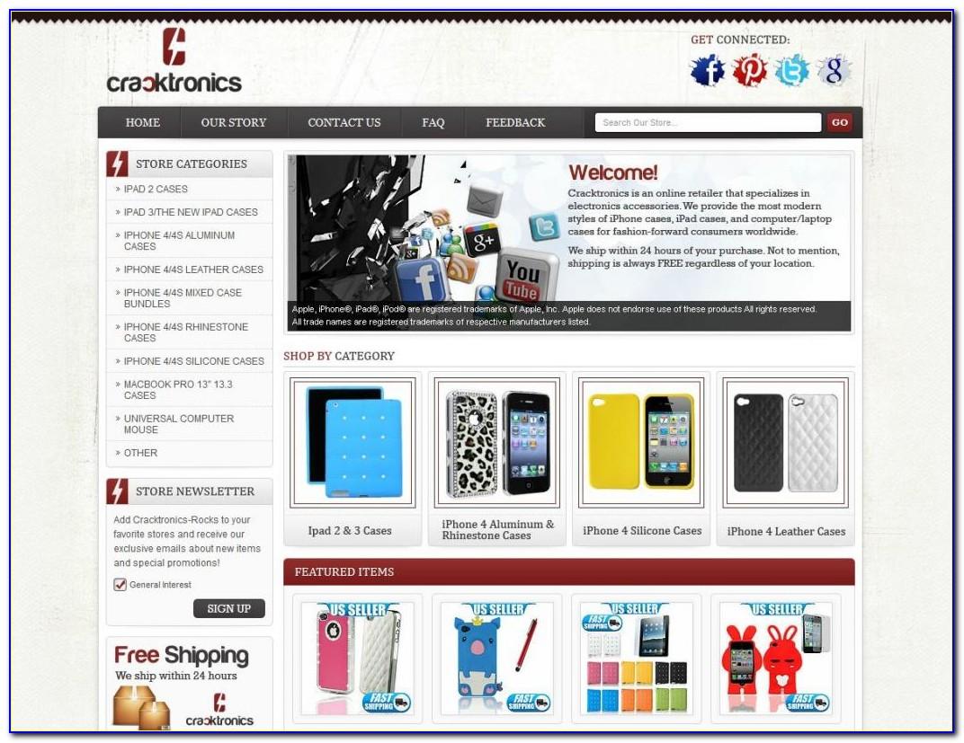 Free Ebay Storefront Design Templates