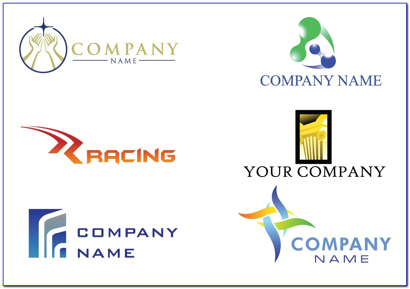 Free Logo Design Templates Online