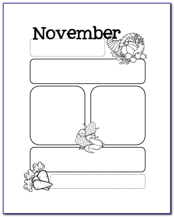 Free Printable Child Care Newsletter Templates