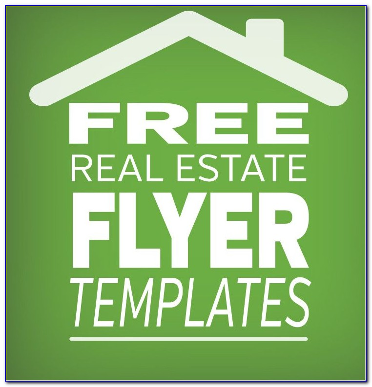 Free Real Estate Flyer Templates Indesign