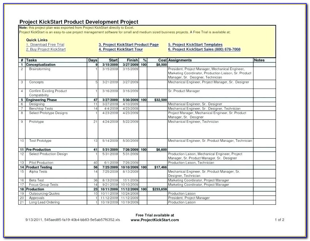 Free Staffing Proposal Template