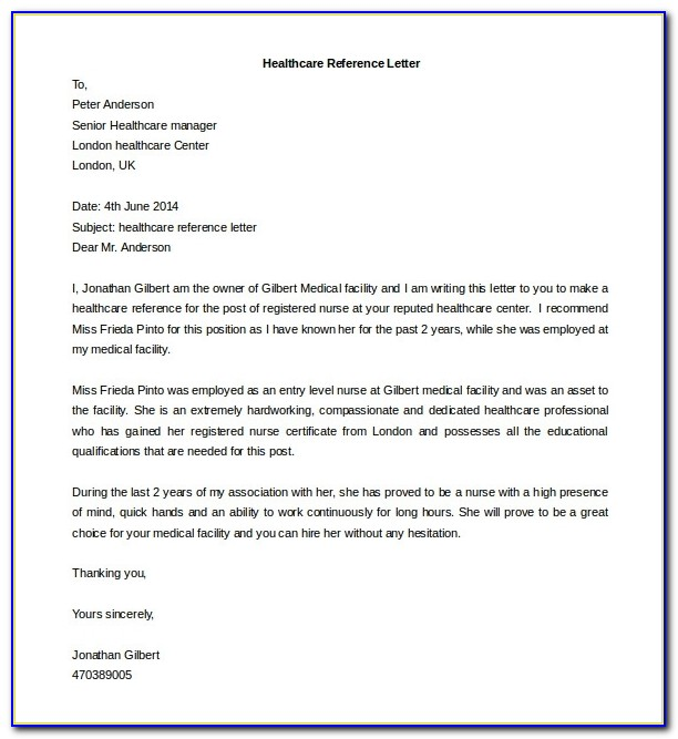 Free Reference Letter Templates – 32+ Free Word, Pdf Documents Intended For Reference Letter Template Free