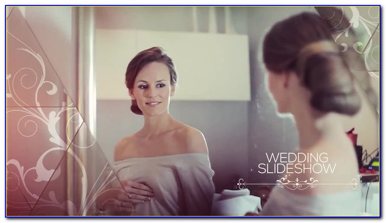 Free Wedding Slideshow Template After Effects
