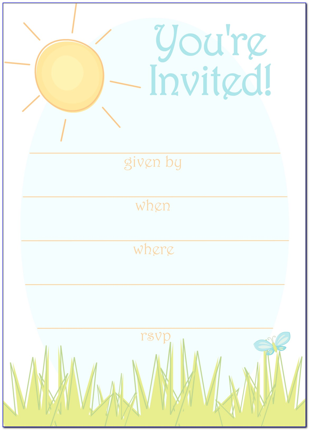 Gala Dinner Invitation Letter Template