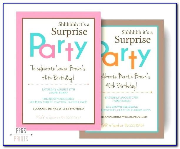 Housewarming Invitation Sample Fresh Birthday Party Invitation
