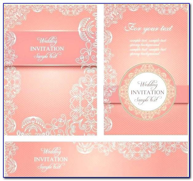 Hindu Wedding Card Templates Editable