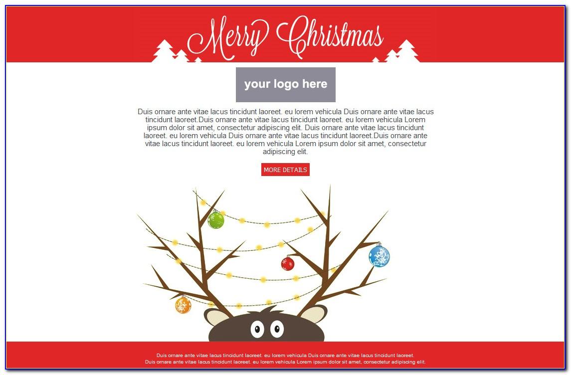 Holiday Ecard Templates Free