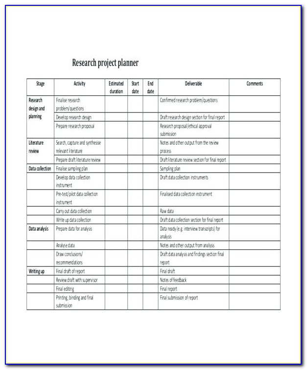 Increase Staffing Proposal Template