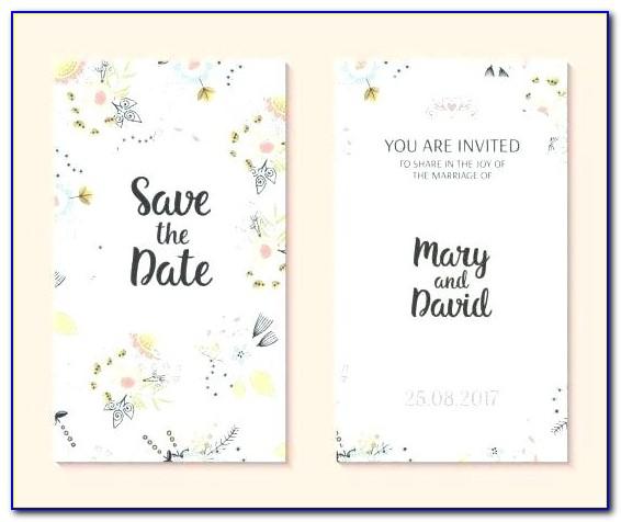 Islamic Wedding Invitation Templates Psd