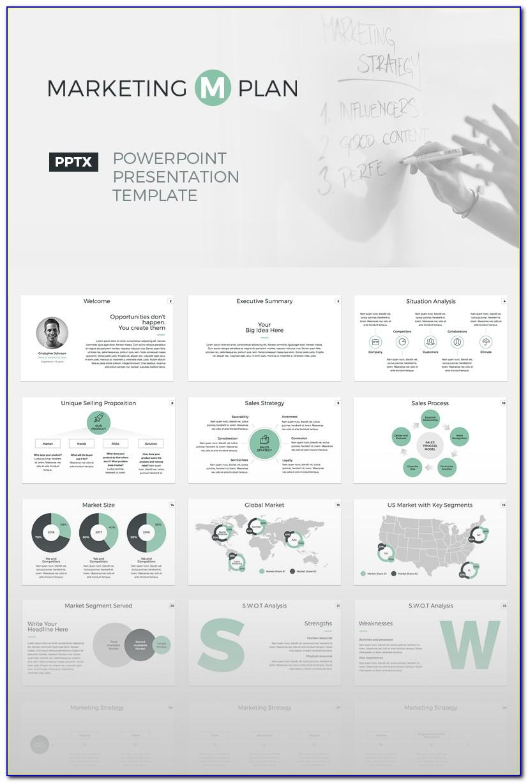 Marketing Plan Presentation Sample