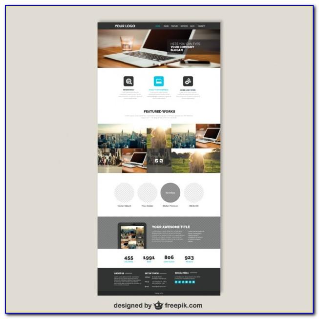 Marketing Website Templates Wordpress