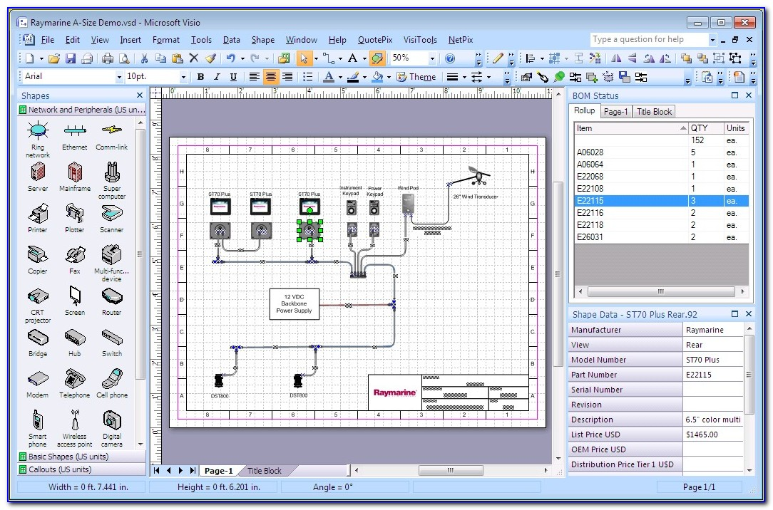 Microsoft Visio 2010 Software And Database Template Download