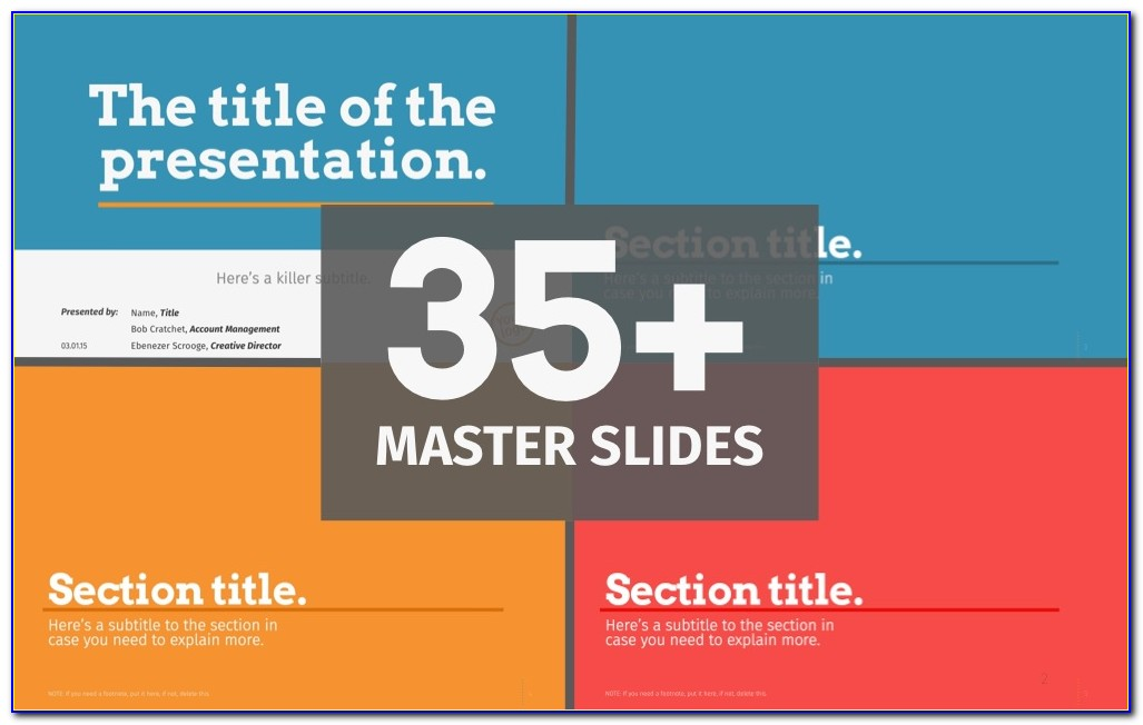 Modern Business Powerpoint Presentation Templates Free Download