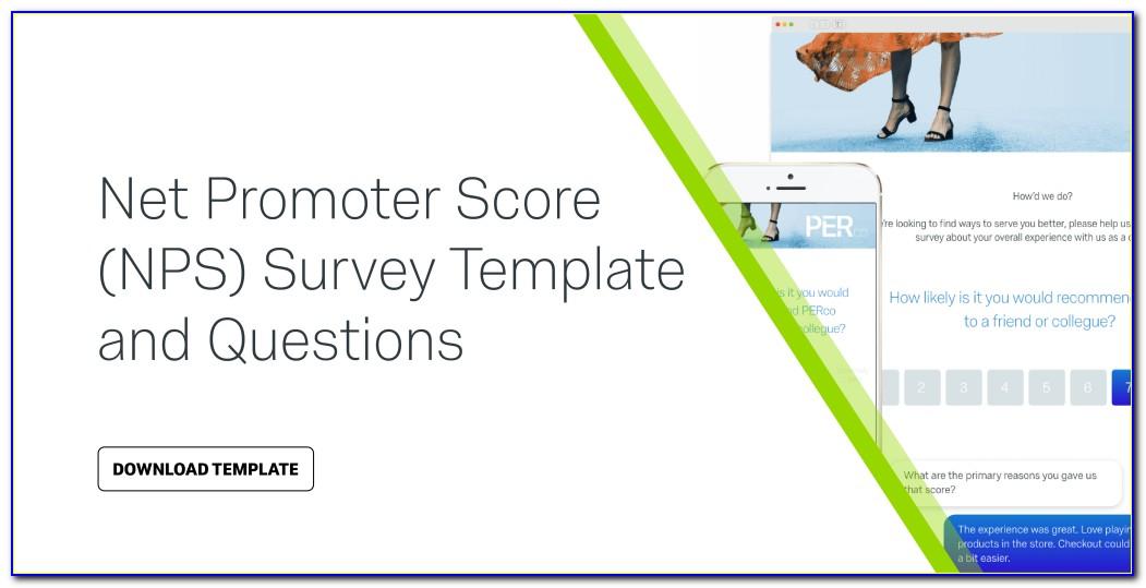 Net Promoter Score Survey Questions
