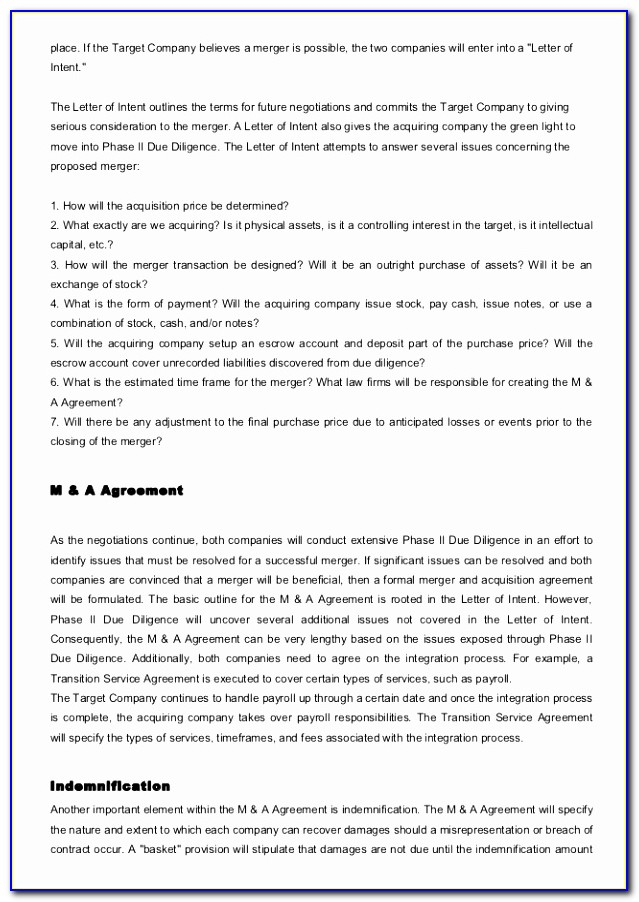 100 [ Merger Agreement Template ] Design Merger Agreement Template Elegant Doc Xls Letter Best Templates Uttra