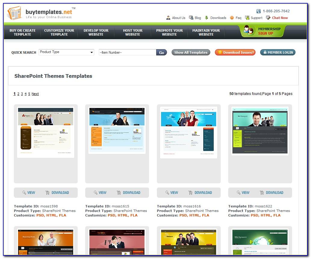 Office 365 Sharepoint Portal Templates