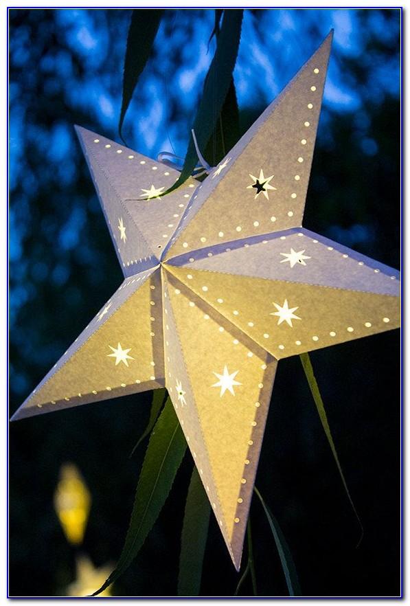 Paper Star Lantern Template Pdf