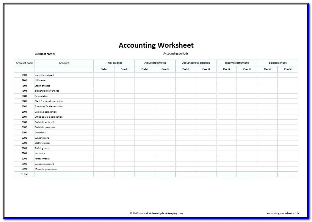 Payroll Journal Template Excel