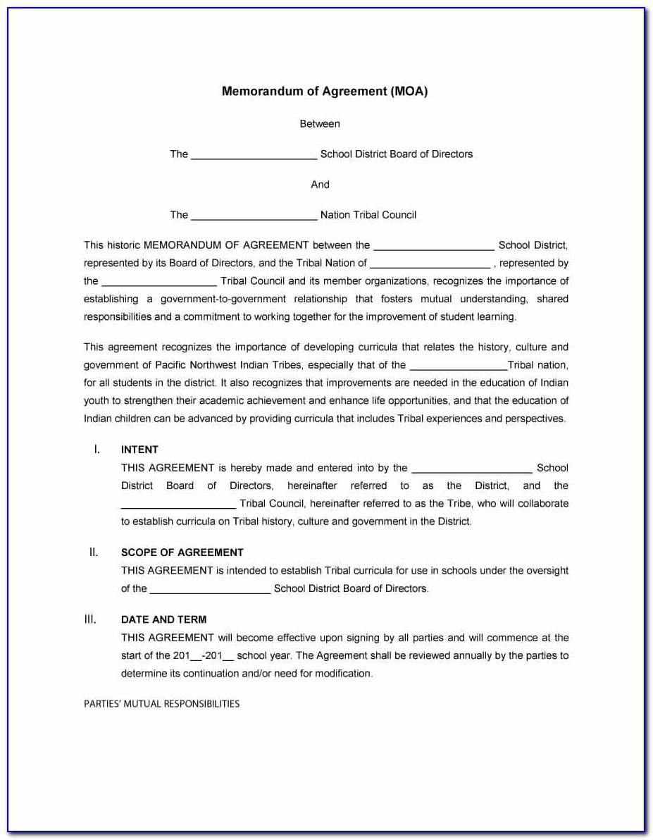 Private Placement Memorandum Templates