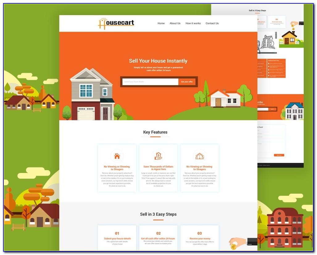 Property Websites Templates Free Download