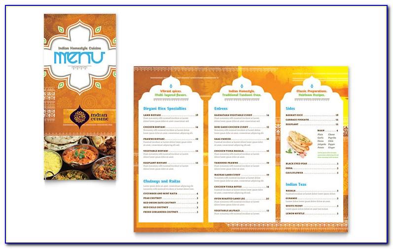 Restaurant Brochure Templates Free Download
