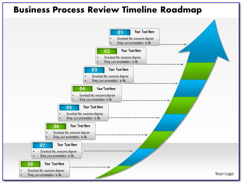 Roadmap Ppt Templates Free Download