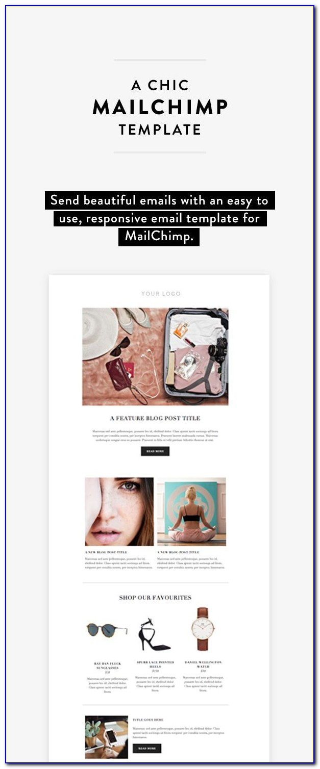 Salesforce Email Templates Mailchimp