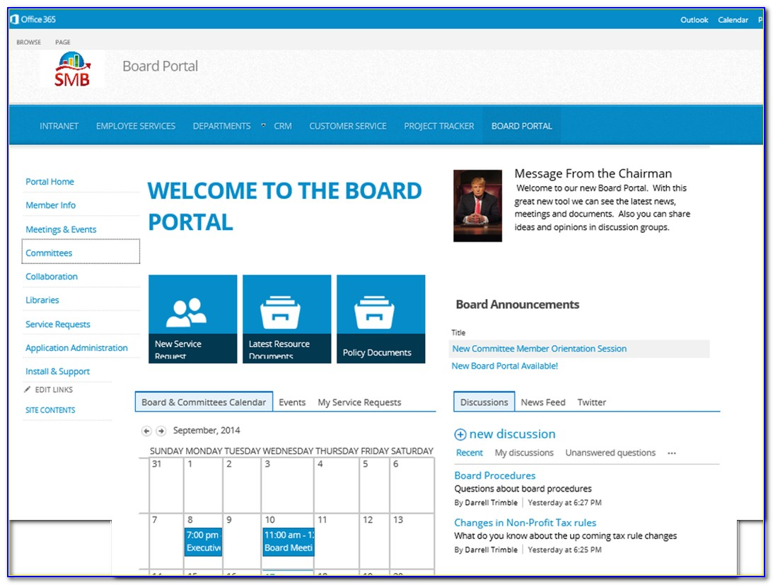 Sharepoint Portal Templates Download